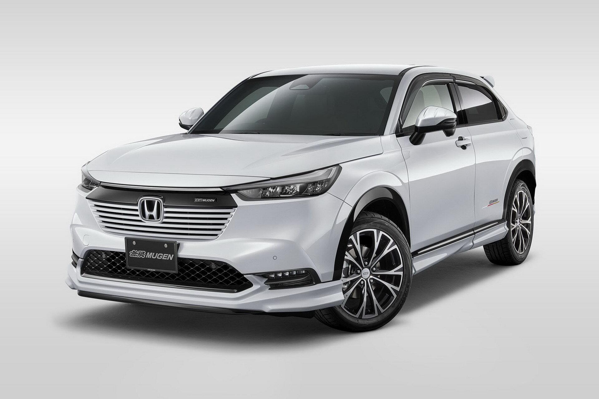 Honda Vezel HR-V тюнинг Mugen 1.jpg