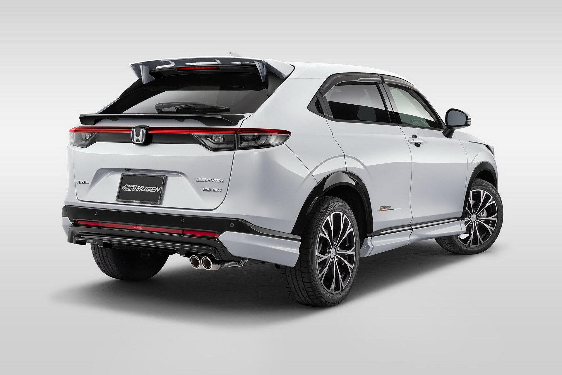 Honda Vezel HR-V тюнинг Mugen 2.jpg